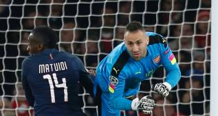 David Ospina, arquero del Arsenal
