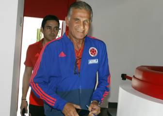 A Queiroz le gusta la presión que tiene para la Copa América