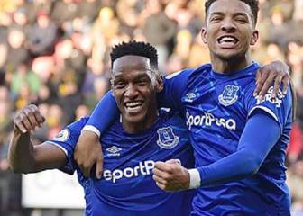 Everton busca un central para competir con Mina y compañía