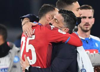 Gattuso, encantado con el nivel de David Ospina